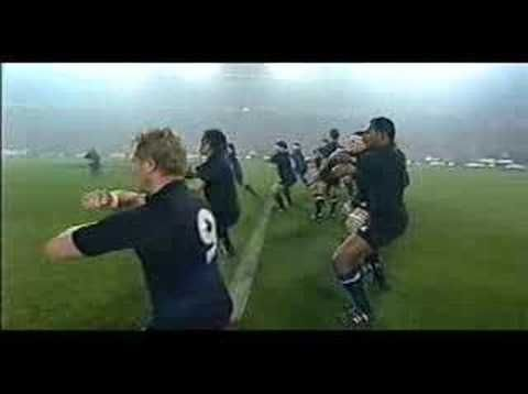All Black's Haka + Translation - YouTube