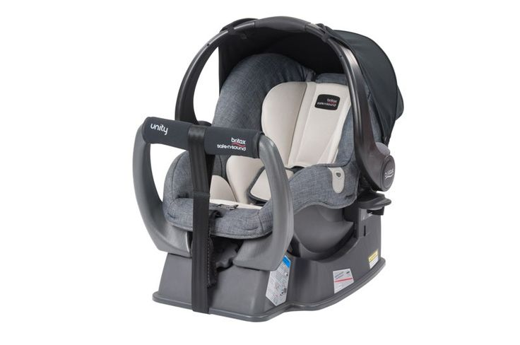 The Unity™ is Australia's first baby capsule suitable for newborn upto 12 months (approx.) allowing for longer use and rear facing protection for longer. Integrated with CLICK & GO™ adaptors this carrier becomes aninva