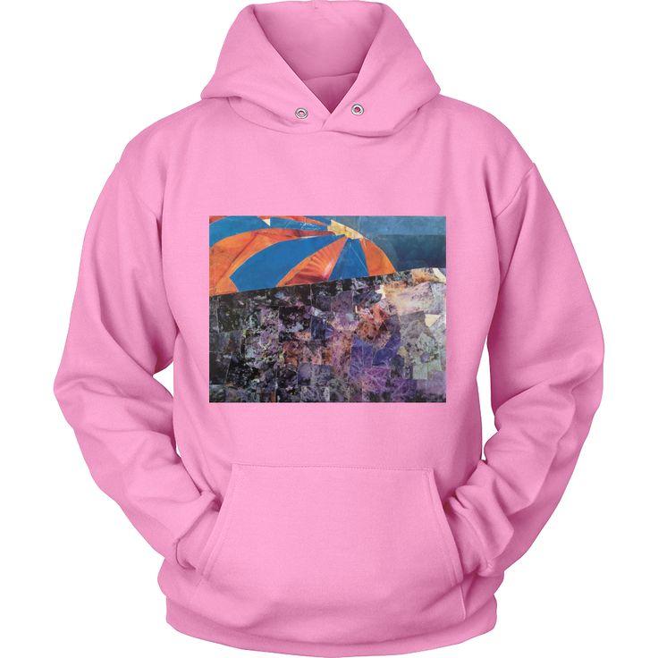 Hoodies- Warm Hoodies in Summery Colors- ART LOVERS UNITE