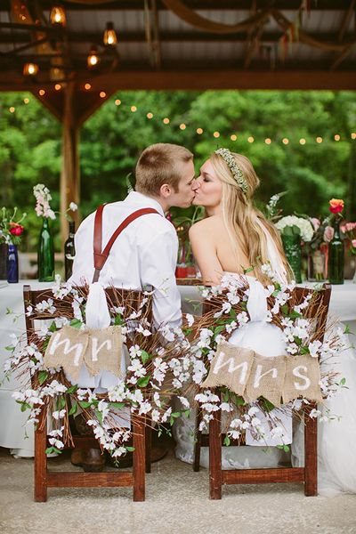 Arkansas Farm Wedding by Kati Mallory - Southern Weddings Magazine