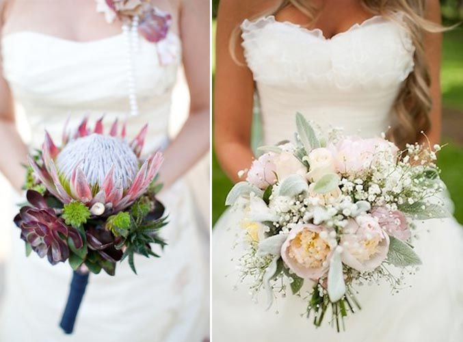 Beautiful Wedding Bouquets - Ideas for your wedding bouquet! | Yes Baby Daily