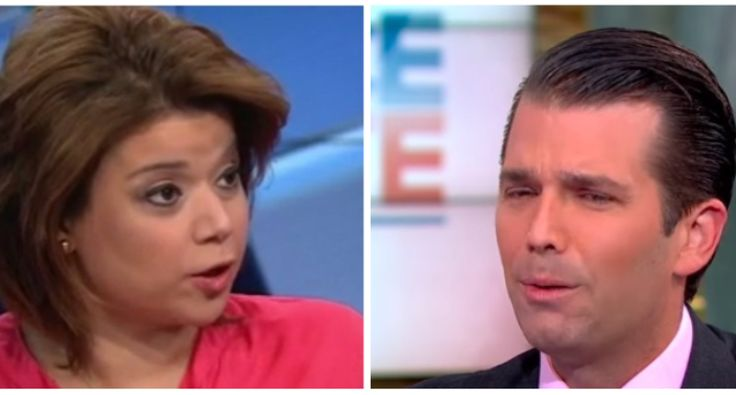 Ana Navarro rips 'Little Boy' Donald Trump Jr. when he comes for her on Twitter over Ivanka at G-20