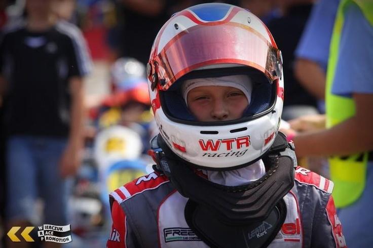New guy in Wierczuk Race Promotion team