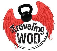 HUGE list of WODs to do while away from the box