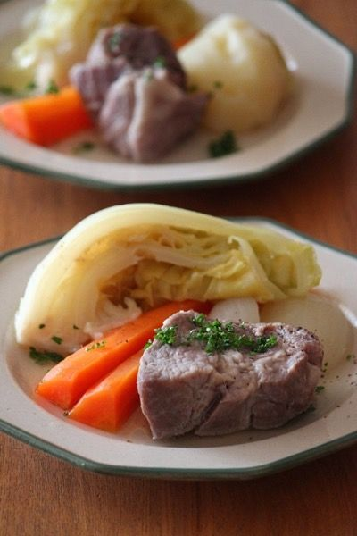 塩豚と春野菜のごろごろポトフ。 by 栁川かおり   レシピサイト「Nadia ...