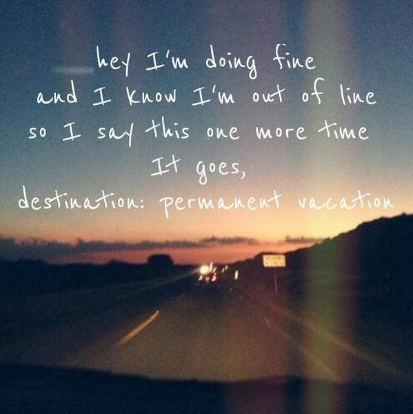 Pin by Alyssa Long 🎀 on 5SOS   5sos lyrics, Permanent ...