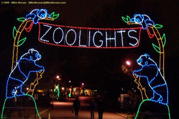Oregon Zoo lights - Google Search