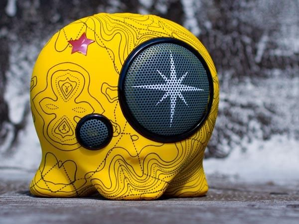 BoomBotix Boombot2 Portable Wireless Speaker: Speakers Gadgetsin, Boombotix Boombot2, Portable Wireless, Well Design Portable, Wireless Speakers, Boombot2 Portable, Speakers Bluetooth, Boombotix Go Anywhere, Portable Speakers