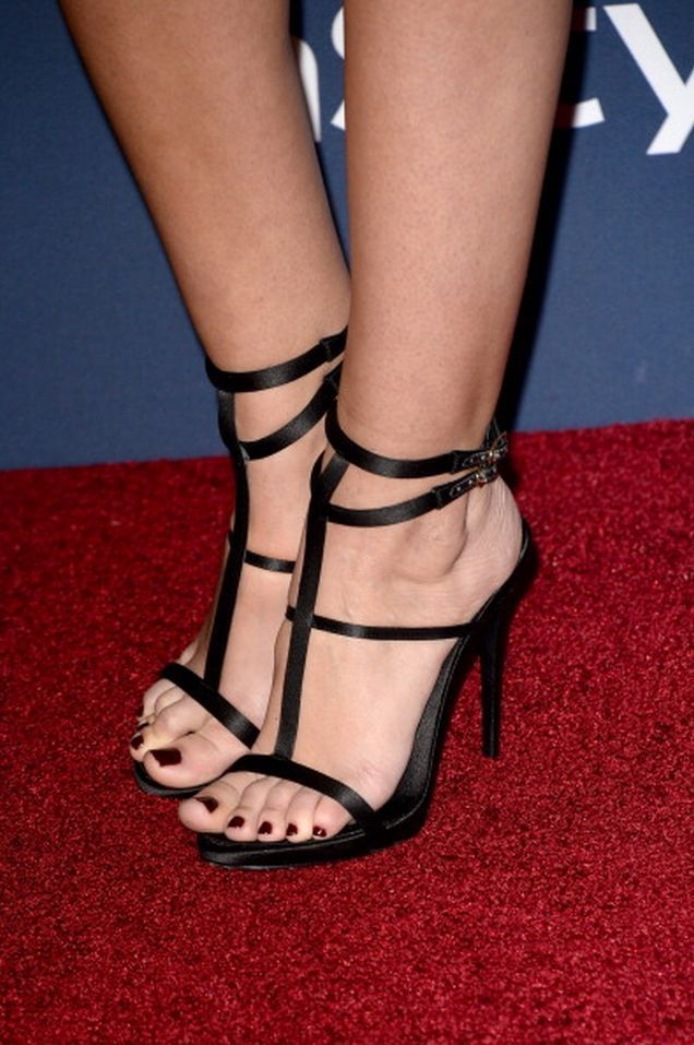 Worn By Odette Annable  Cas  Odette Annable, High Heels -5507