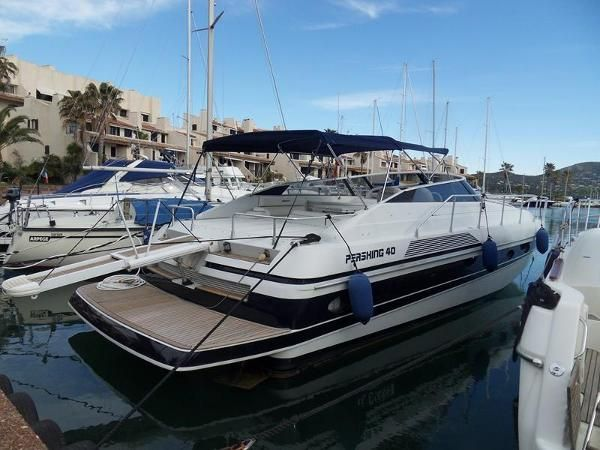 Used 1999 Pershing 40, Cocolin, France - 34221 - BoatTrader.com