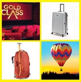 What have you unlocked from Choice Hotels' Treasure Chest?   More than 40 instant win prizes have already been won including Kathmandu Hybrid Trolleys, Antler Suitcases, $250 Red Balloon Experience Vouchers and Village Gold Class Passes!