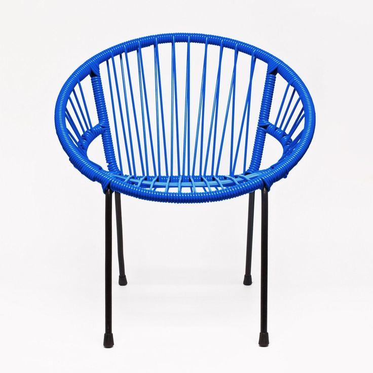 Les 25 meilleures id es concernant fauteuil scoubidou sur - Chaise en fil scoubidou ...