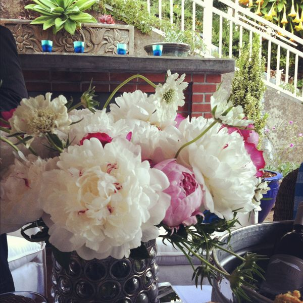 beautiful flowers from serena & lily's summer collection party: Favorite Flowers, Collection Parties, Groovi Flowers, Simply Beautiful, Beautiful Flowers, Lily Summer, Pretty Flowers, Lilies Summer, Beautiful Peonies