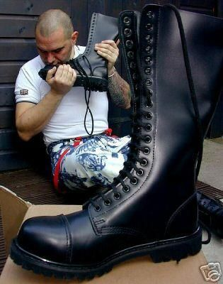 Skinheads, Boots,Trainers, (sneakers)