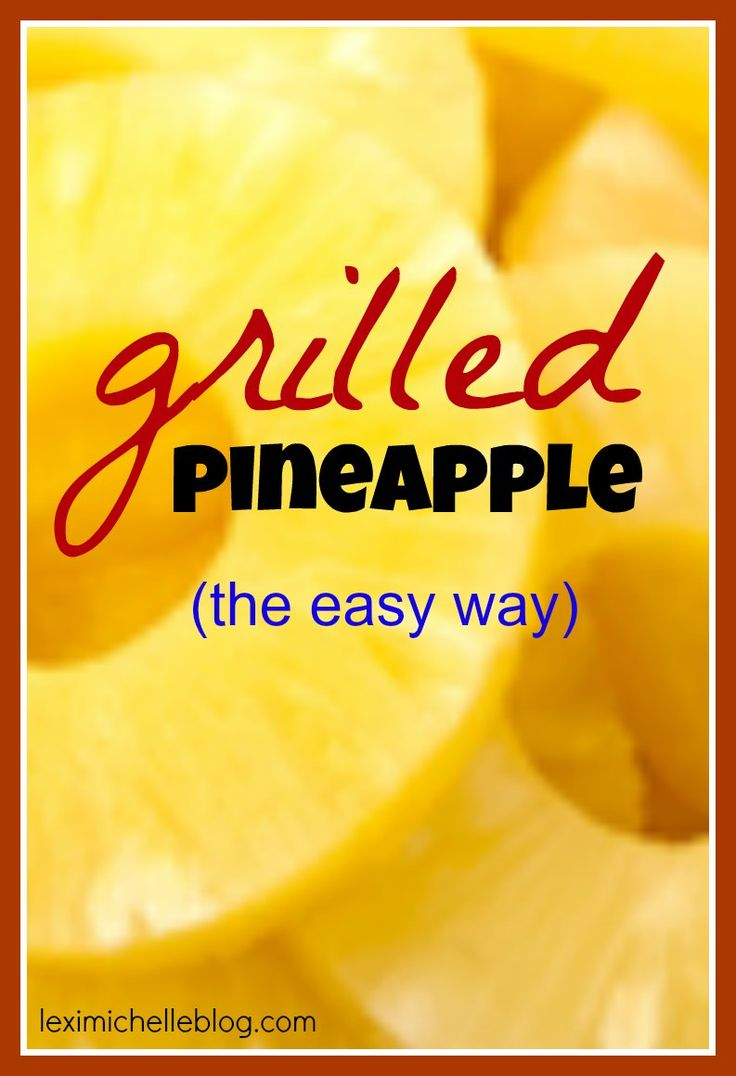 tucanos grilled pineapple