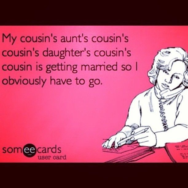 But ofcourse ... All weddings are a MUST attend ... #desi #asian #www.asianlol.com