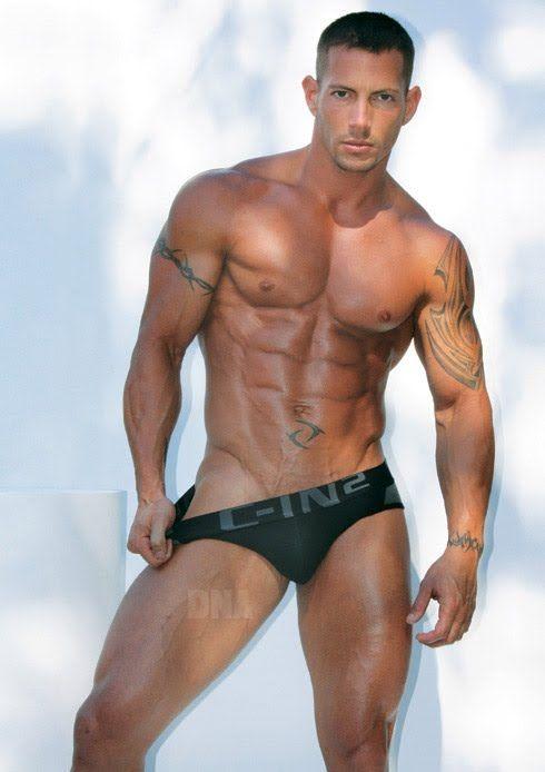 Tattooed Model Matt Schiermeier in C-In2