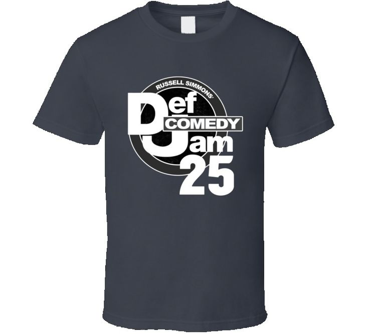Def Jam Comedy Russell Simmons Netflix Tv Show Fan T Shirt
