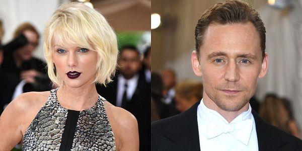 Tom Hiddleston confirma relación con Taylor Swift
