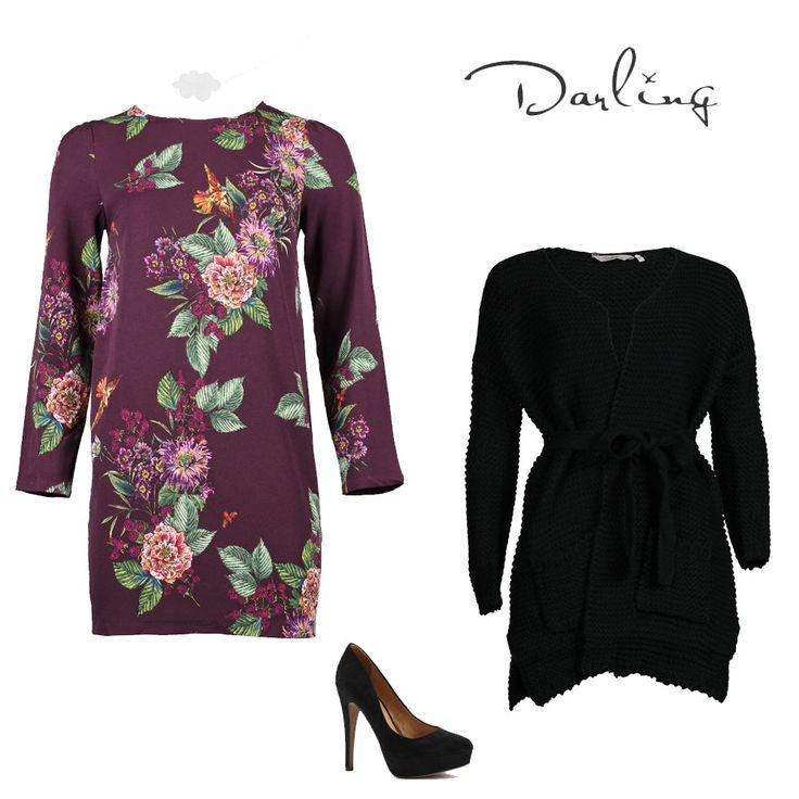 Combineer dit vest met deze paarse jurk van Darling voor een casual look. #Darling  http://www.dressesonly.nl/merken/darling.html