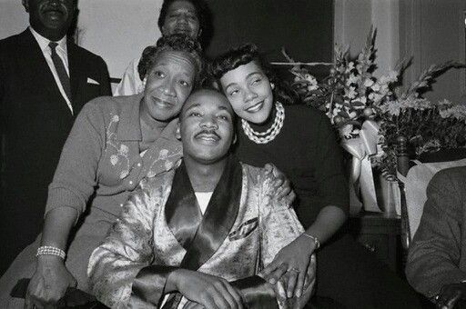 ALBERTA WILLIAMS KING: MARTIN LUTHER KING JR'S, MOTHER WAS ASSASSINATED INSIDE THE EBENEZER BAPTIST CHURCH