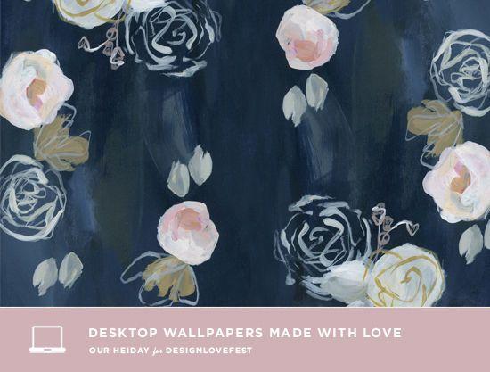 wonderful desktop wallpaper on designlovefest.com  i'm so in love