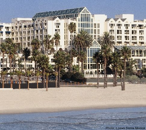 404 Page Hotel Santa Monicadream