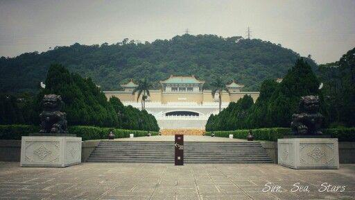 國立故宮博物院 National Palace Museum in 士林區, 臺北市 2006