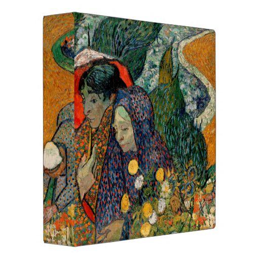 112 Best Van Gogh Binders Images On Pinterest Ring Binder 3 Ring Binders And Art Prints