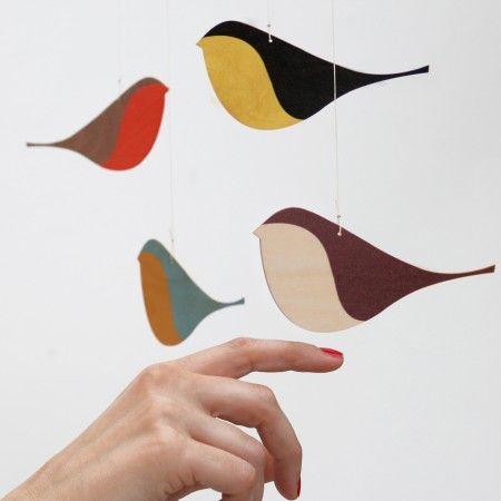 Songbirds Mobile | Howkapow