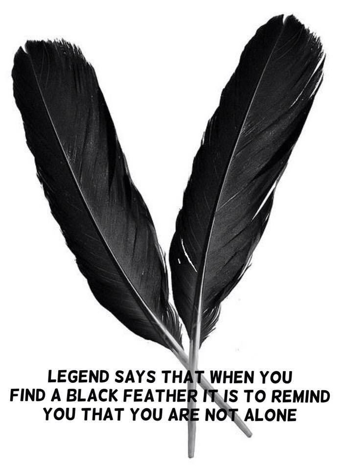 It reminds you Spirit is near you. - Pinned by The Mystic's Emporium on Etsy