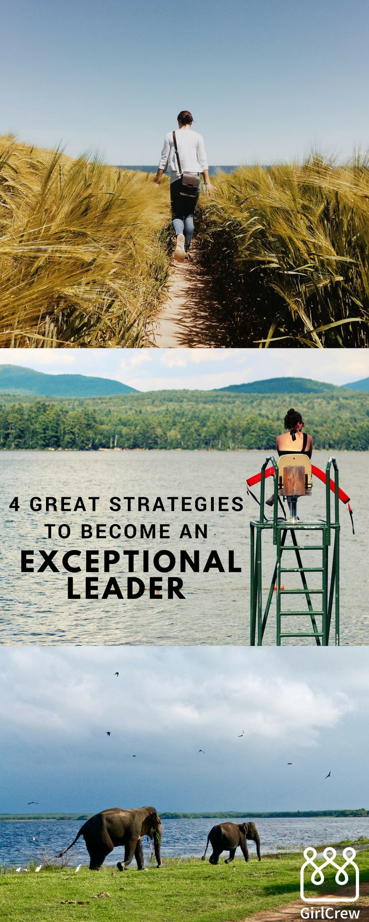 Many leaders know how to be good managers; they know how to get things done. However, do they understand that the word lead stands for?