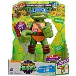 Figura Leo Boxeador de TMNT Tortugas Ninja