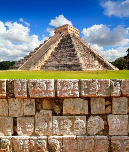 Playa del Carmen - Meksiko - Aurinkomatkat oli mun ja Eskon ensimmäinen yhteinen lomamatka - huikea kokemus, etenkin tämä muinaiset Maya -intiaanien kaupunki
