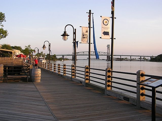 River Walk, Downtown Wilmington, NC