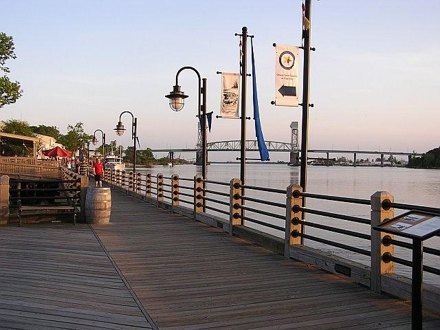 River Walk, Downtown Wilmington, NC