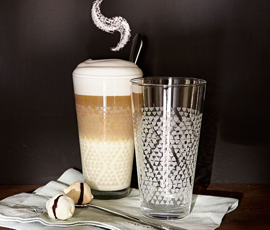 2 Latte-Macchiato-Glasses (Unfortunately only available in Germany)