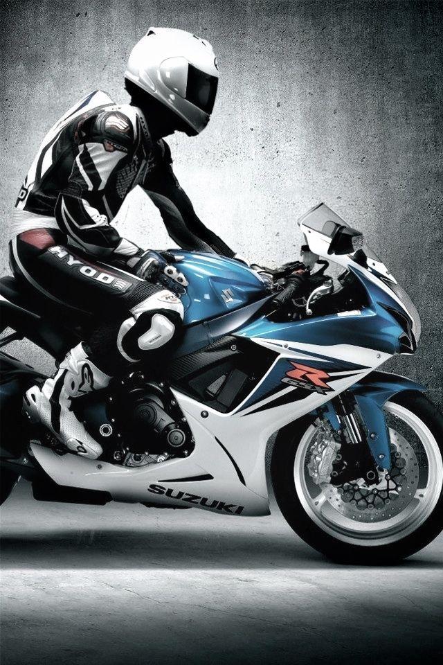 Suzuki GSX, pretty nice looking, normally I don't like suzuki sport bikes but this isn't bad