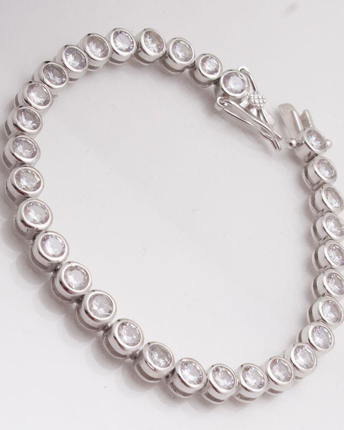 Bratara argint cod 5-1557, gr14.4