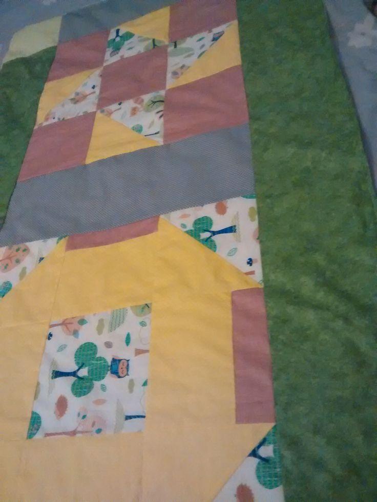 #babyblanket #patchwork