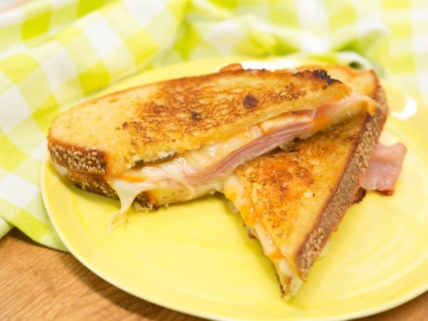 Get Pepper Jelly Grilled Cheese Recipe from Food Network