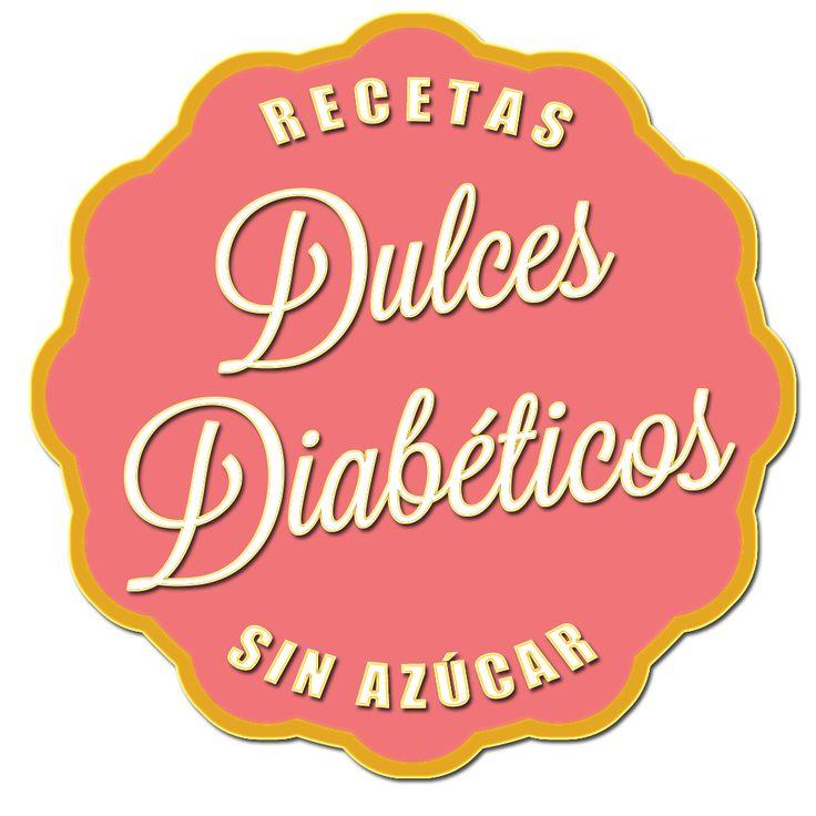 Encuentra aquí montones de recetas sin azúcar que preparamos en Dulces Diabéticos, una página con postres sin azúcar para personas con diabetes ✓