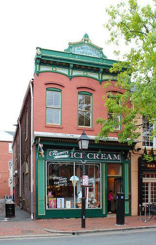 The Creamery in Old Town Alexandria, VA