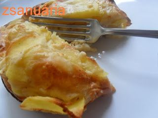 Zsanuária: Krumplis pite