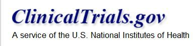 """http://clinicaltrials.gov/ """"ClinicalTrials.gov is a registry and results database of publicly and privately supported clinical studies of human participants conducted around the world."""""""