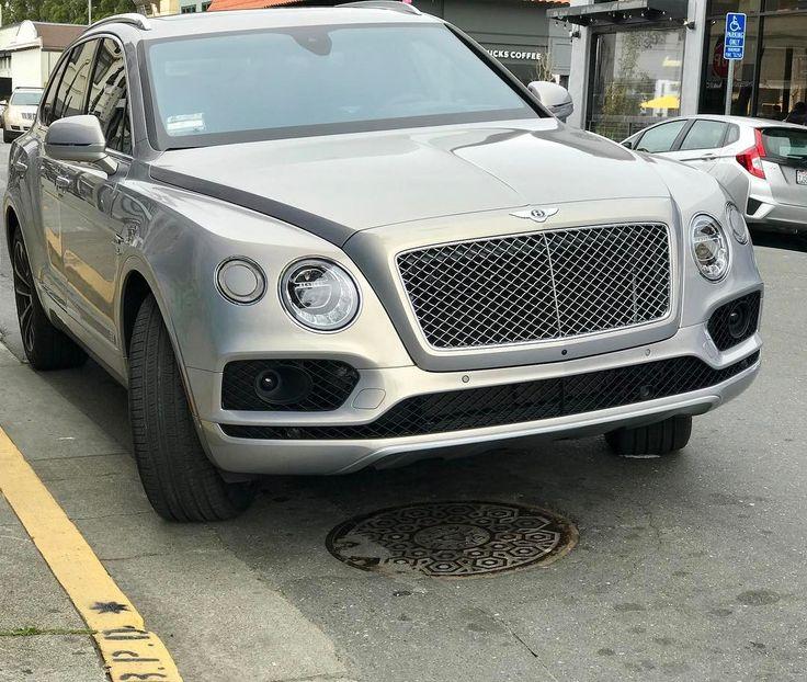 25+ Best Ideas About Bentley Suv On Pinterest