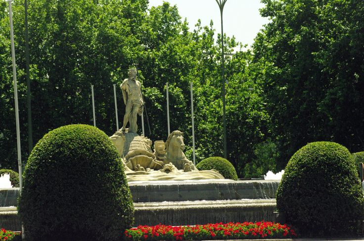 Fotos de: Madrid - Paso a Paso - Plaza de Colón - Cánovas del Castillo