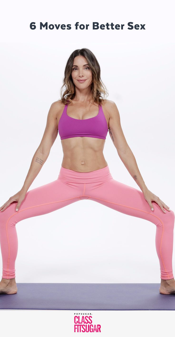 6 moves for better sex and it's all about the pelvic floor.