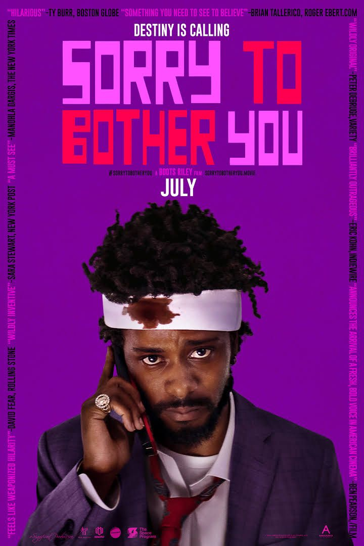 Sorry To Bother You Movies To Watch Streaming Movies Online Streaming Movies Free
