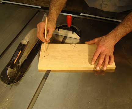 How to align your table saw miter gauge, blade and fence. These easy checks will help you make perfectly accurate cuts with your table saw.